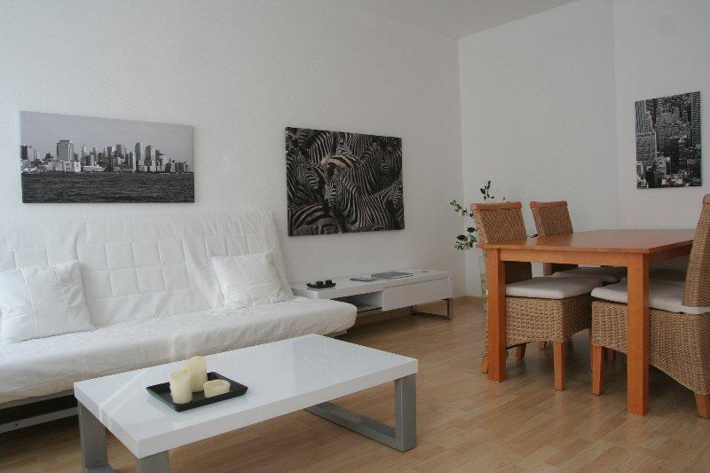Komfortable 3-Zi-Ferienwohnung in Leipzig, location de vacances à Halle
