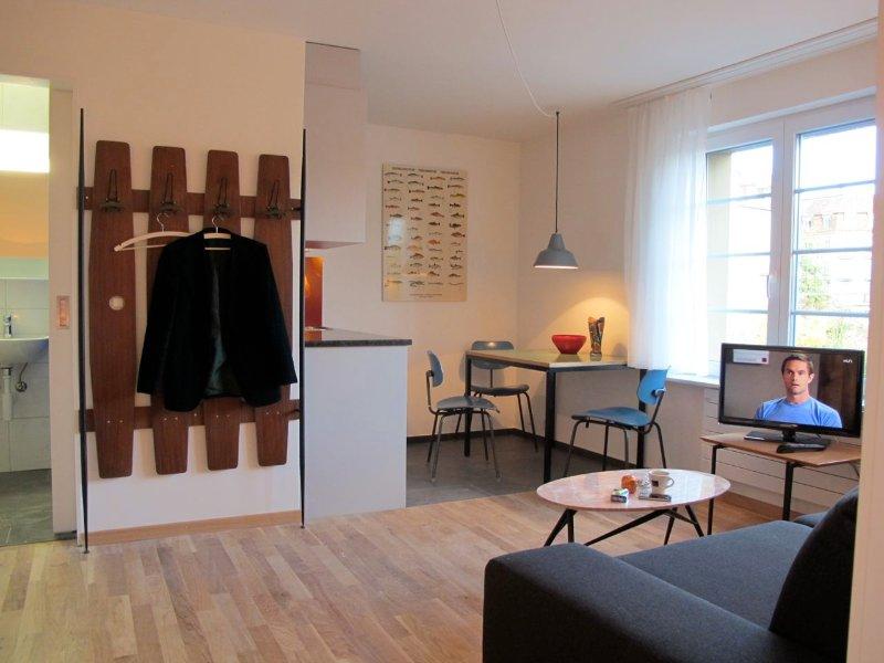 NB Apartment 3: Schöne 2-Zimmer Ferienwohnung, holiday rental in Regensberg