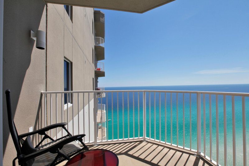 Balcony with Incredible Views