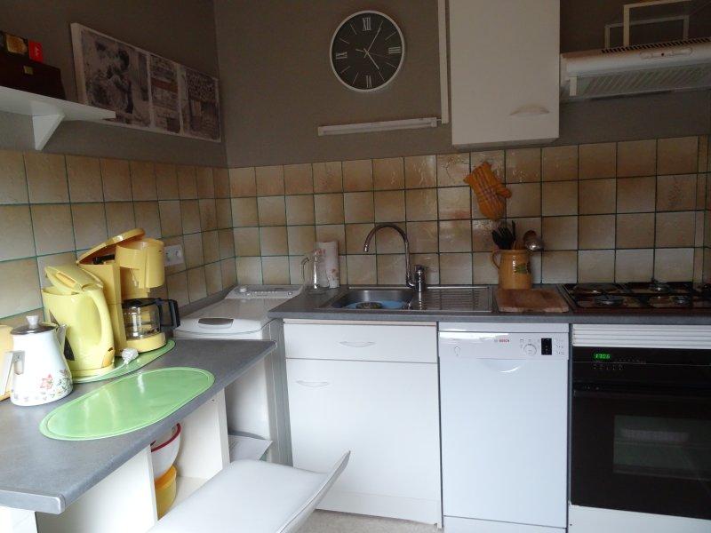 horno, lavavajillas, fregadero cocina