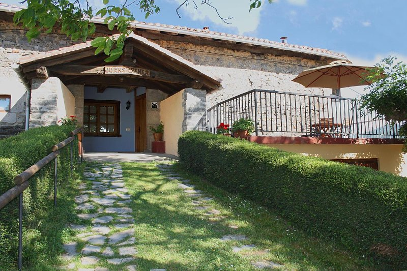 Casa Rural Juansarenea II, holiday rental in Arbizu