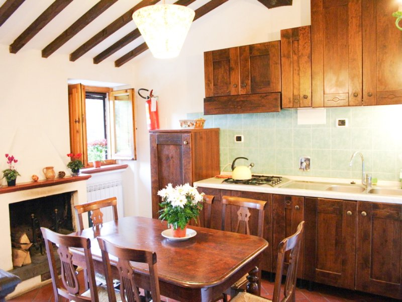 Woodcutter's House, vacation rental in Borghetto