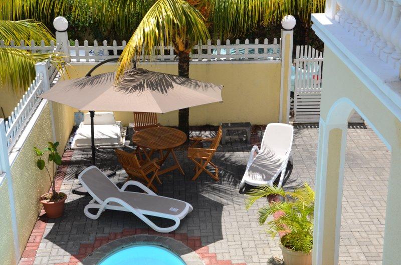 Villa Palmera - Un lugar tranquilo para descansar en el paraíso.