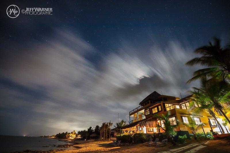 Magical Night At Casa Caribena