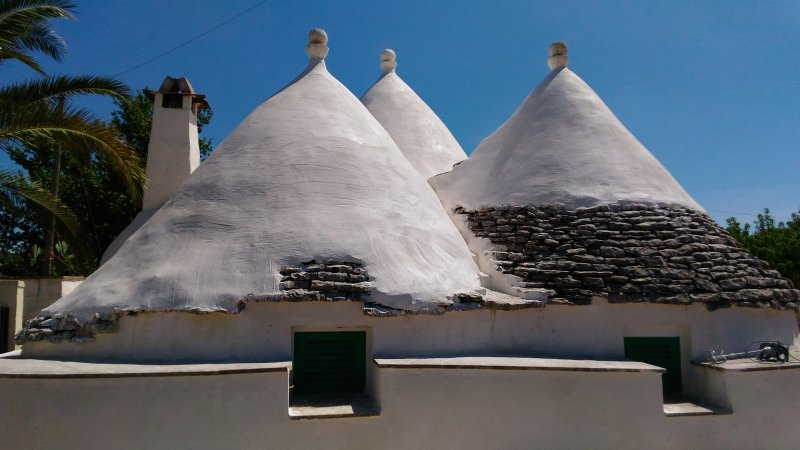 vacanza in trullo, holiday rental in Calabrese
