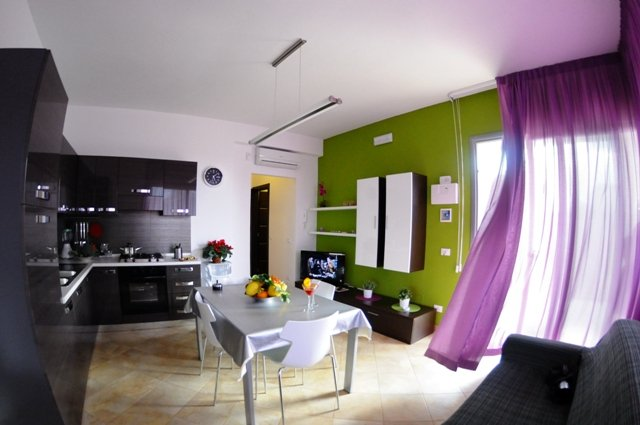 RESIDENCE PedraDoSol FRONTE MARE, vacation rental in Balestrate
