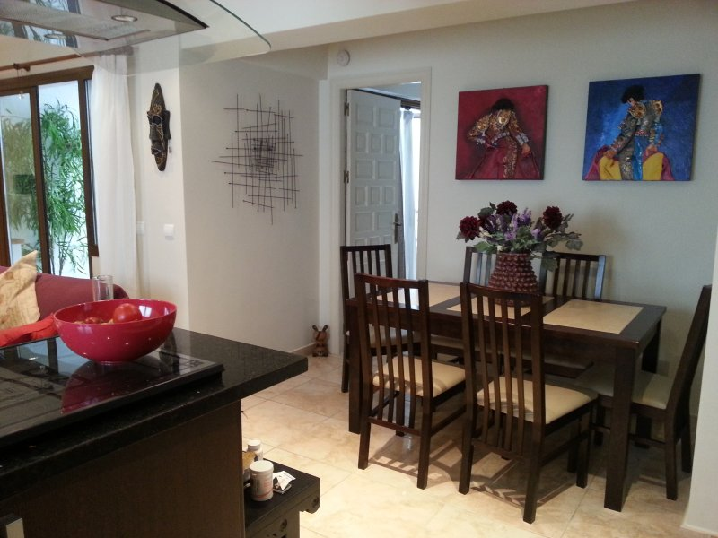 Fantastic 3 bed Apartment in Marbella Old Town, holiday rental in Marbella