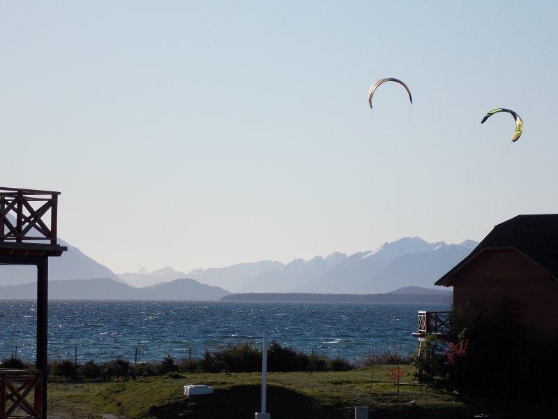 for kitesurfing