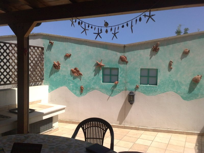 LA CASA DEI GECHI otranto  -salento, vacation rental in Uggiano La Chiesa