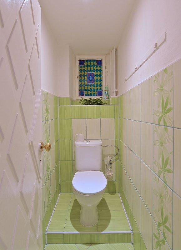 WC confortável ;-)