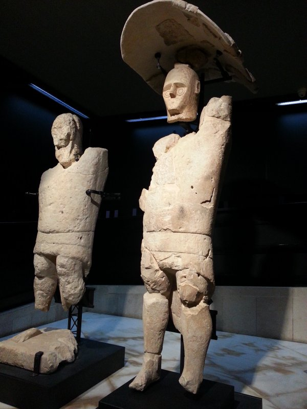 Giants, Museum of Cabras