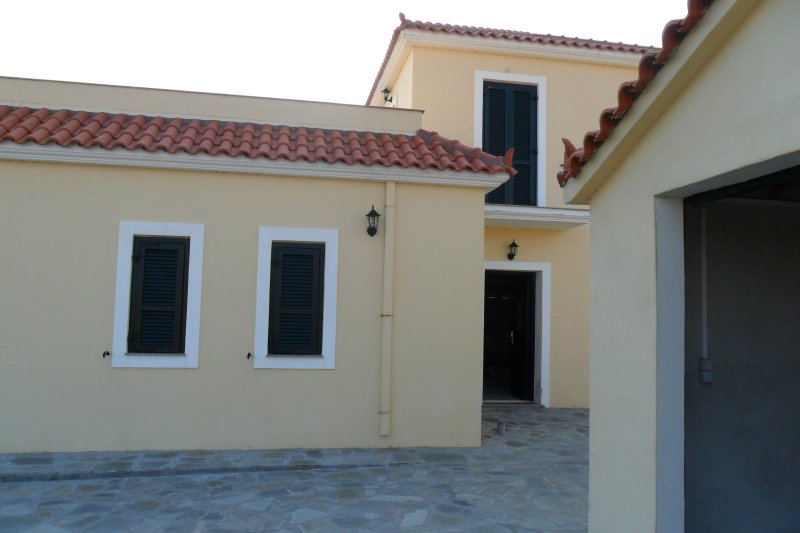 Beach-front villa situated in the most beautiful parts of the Greek island of Lemnos - Greece