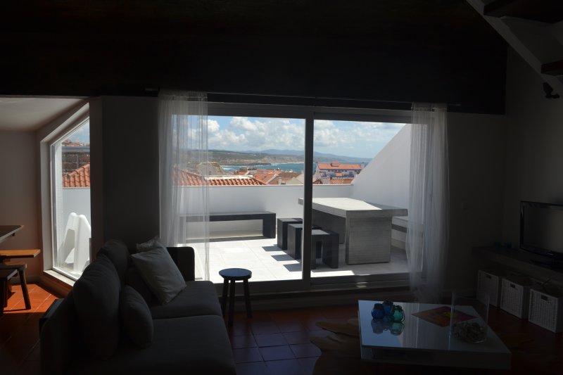 Casa do Telhado, alquiler de vacaciones en Ericeira