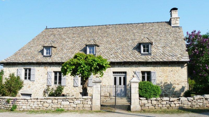 Gîte de charme 'La Métairie du Fraysse', holiday rental in Gros-Chastang