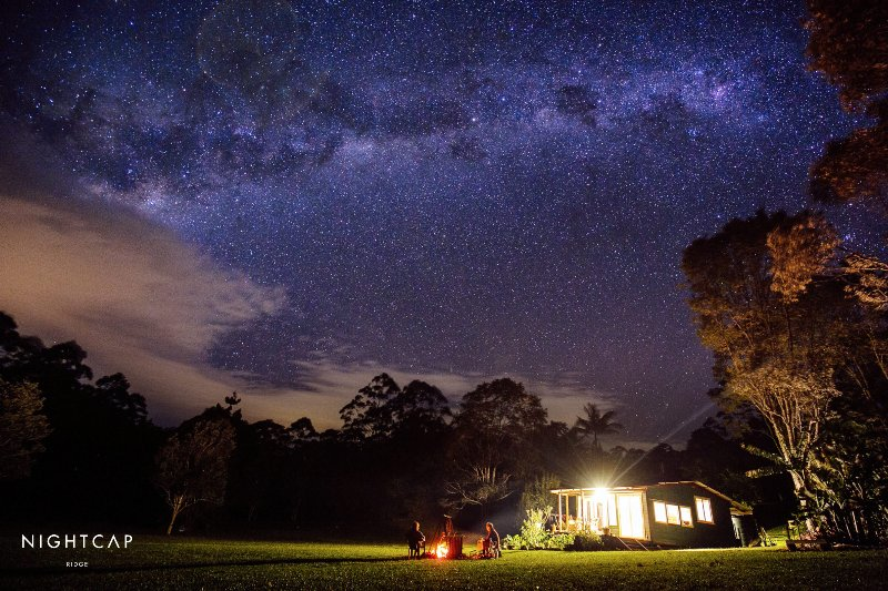 Nightcap Ridge - Byron Bay Hinterland Cottage, location de vacances à Wilsons Creek