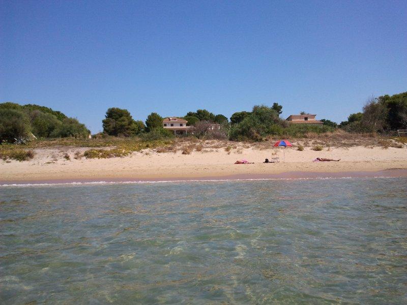 CASA VACANZA, alquiler de vacaciones en Menfi