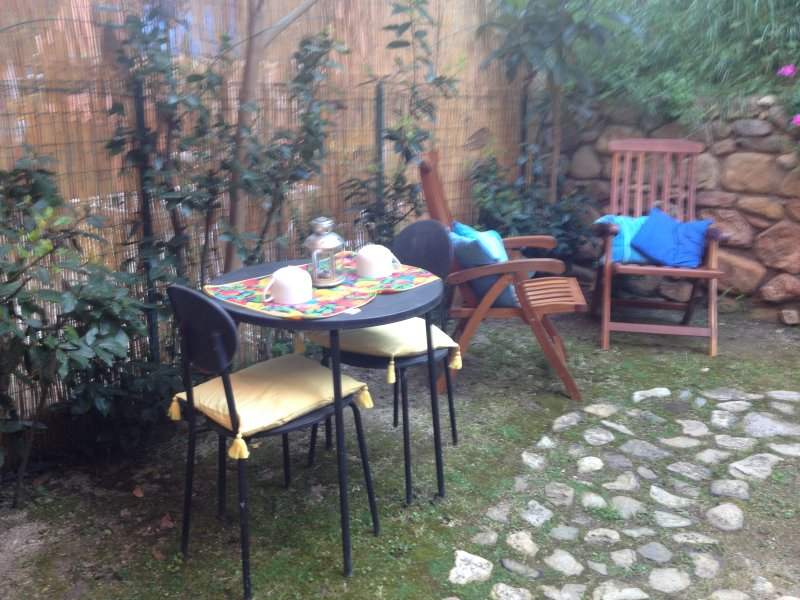 Détails sur le jardin