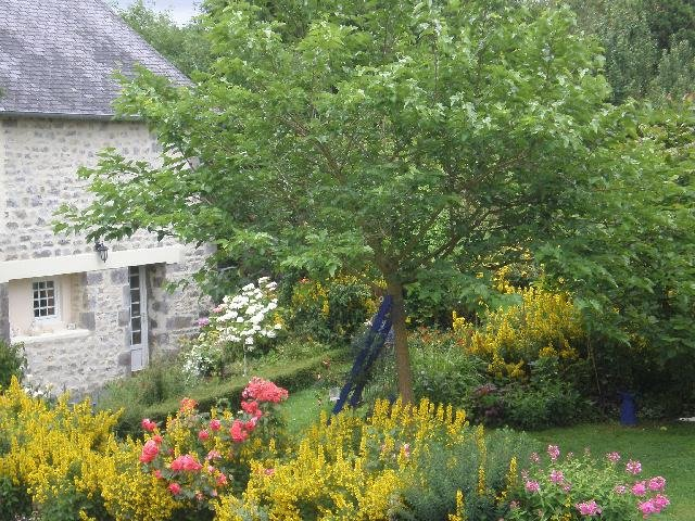 cottage near coutances ideally located equidistant from the mt-st-Michel and the pl. the deb