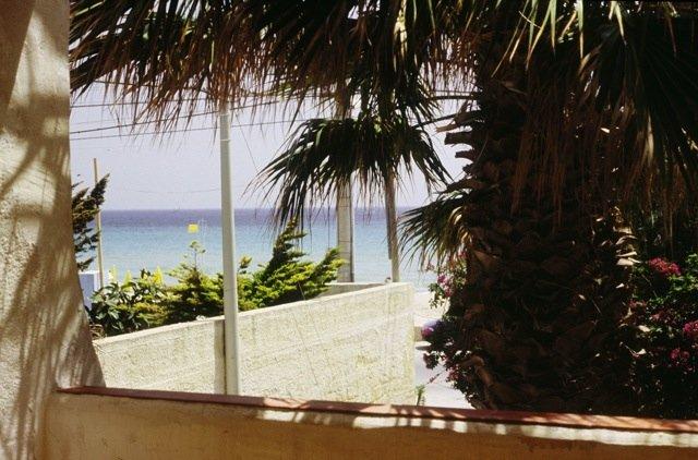 Appartamento fronte spiaggia sabbia bianca Mazara, vacation rental in Mazara del Vallo