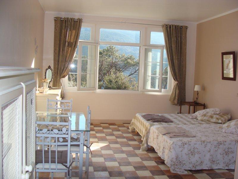 Studio de charme dans le Cap Corse S5****, holiday rental in Ogliastro