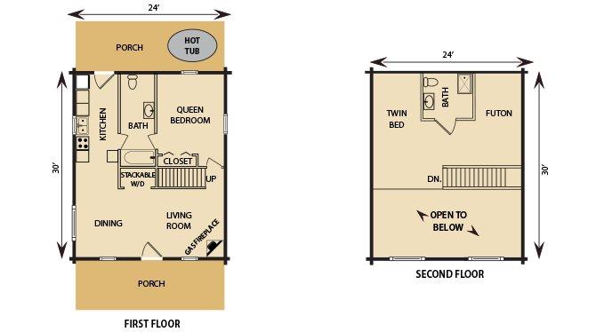 marathon floorplan