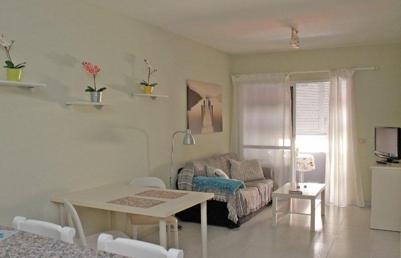 Medano. 1 bedroom apartment, Beach and Terrace., holiday rental in El Medano