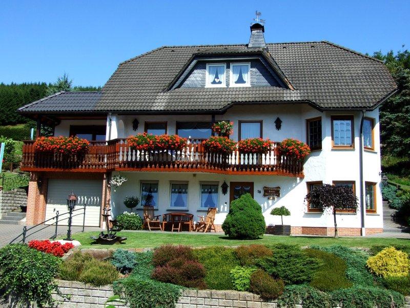 Ferienwohnung Haus Dorothee ***, Winterberg, vacation rental in Hallenberg