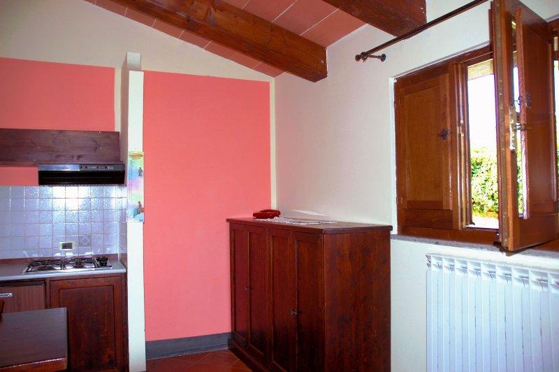 appartamento in agriturismo, holiday rental in Mantignana di Corciano