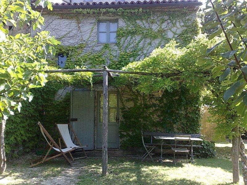 casa del prato, holiday rental in Montone