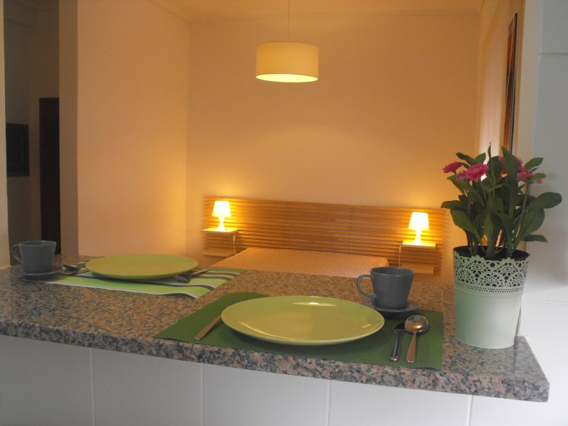 Apt Studio, Praia da Costa nova, holiday rental in Ilhavo