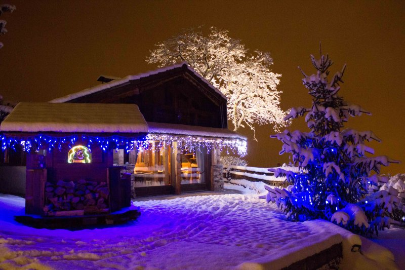 Chalet de charme face au Mont-blanc, holiday rental in Passy