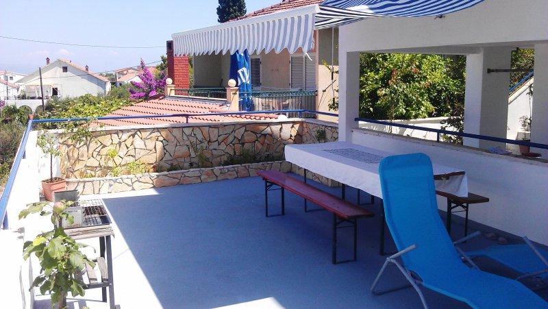 Bodrozic, holiday rental in Arbanija