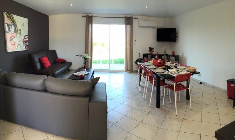 Résidence Les Grands Vignobles, vakantiewoning in Saint-Sulpice-de-Faleyrens
