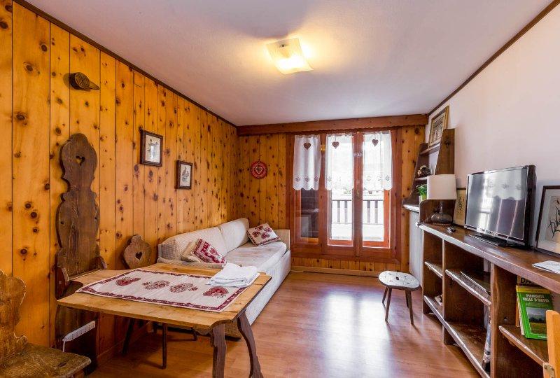Centralissima casa a 100 mt dagli impianti, Ferienwohnung in Valtournenche