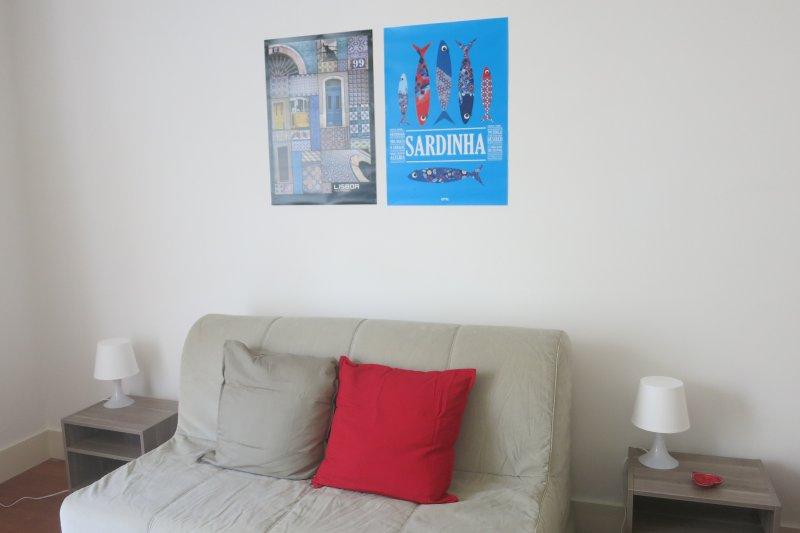 Studio (Lisboa-Bairro Alto) Garagem, holiday rental in Lisbon