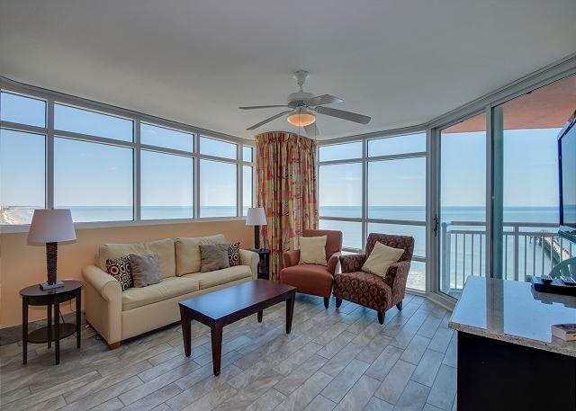 Oceanfront condo-Resort Amenities + FREE DAILY ACTIVITIES!, vacation rental in North Myrtle Beach