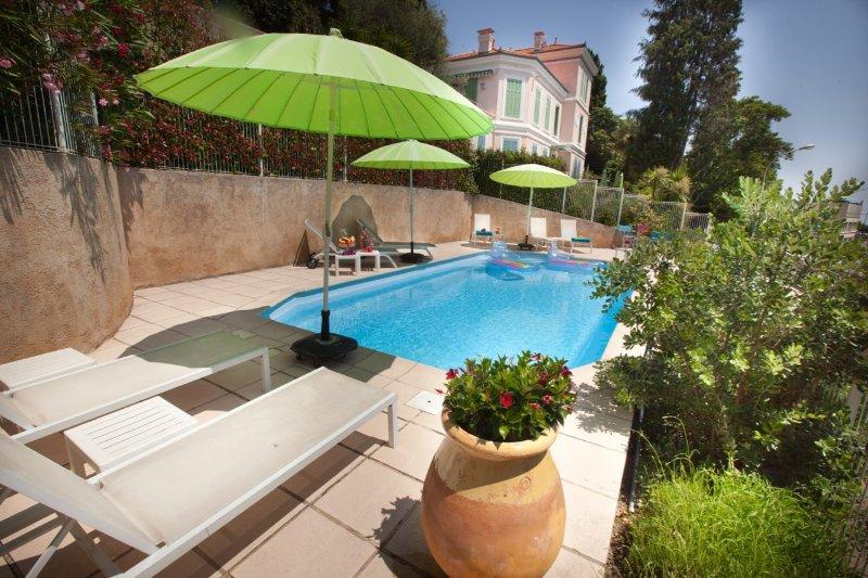 Villa des Parfums, location de vacances à Grasse