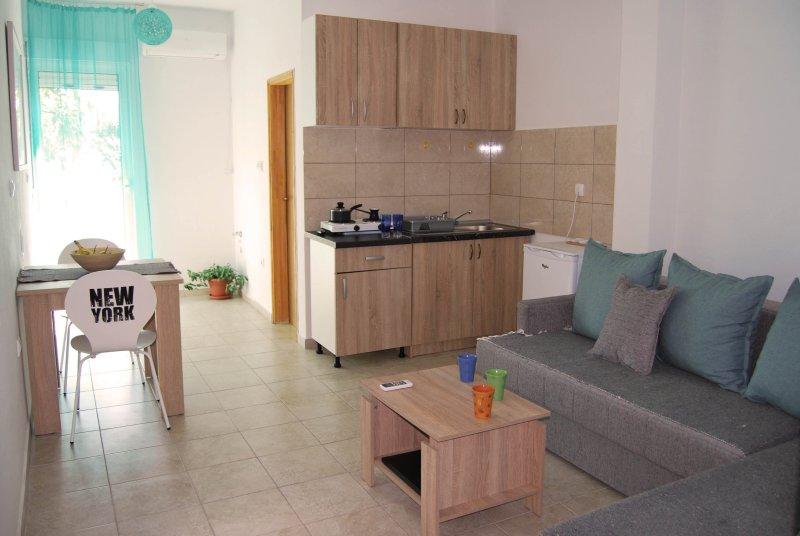 Modern & Modest #1, vacation rental in Podgorica Municipality