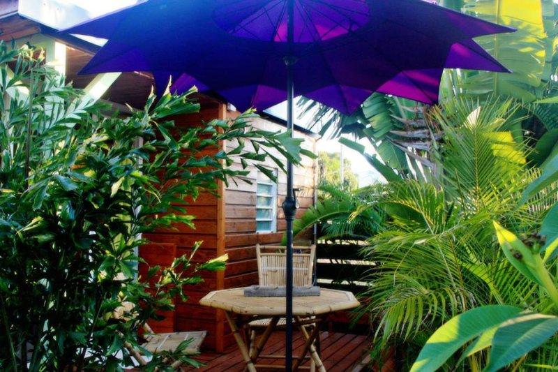 Ti Caze Nature, bungalow de charme