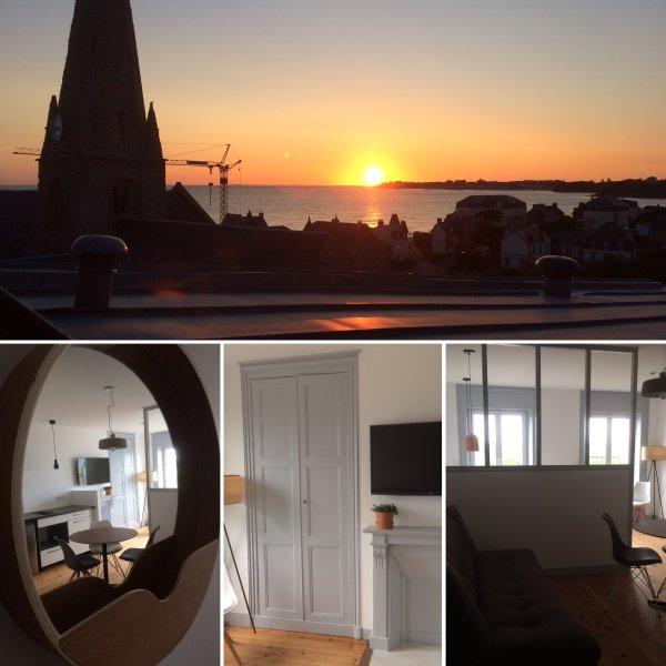 Villa Bel Amy N°2, vacation rental in Saint-Pair-sur-Mer