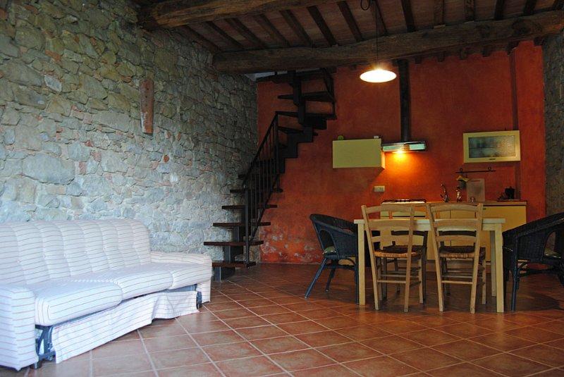 Casale il Fienile, Agriturismo Poggiolo, vacation rental in Agello