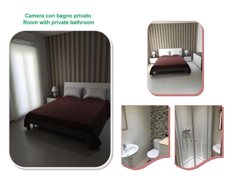 Camera Matrimoniale con Bagno Privato e Balcone, Ferienwohnung in Ta' Xbiex
