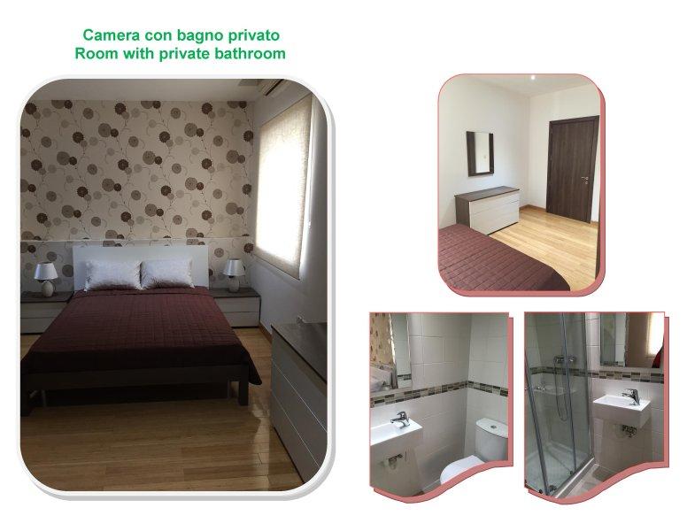 Camera Matrimoniale con Bagno Privato, aluguéis de temporada em Il Gzira
