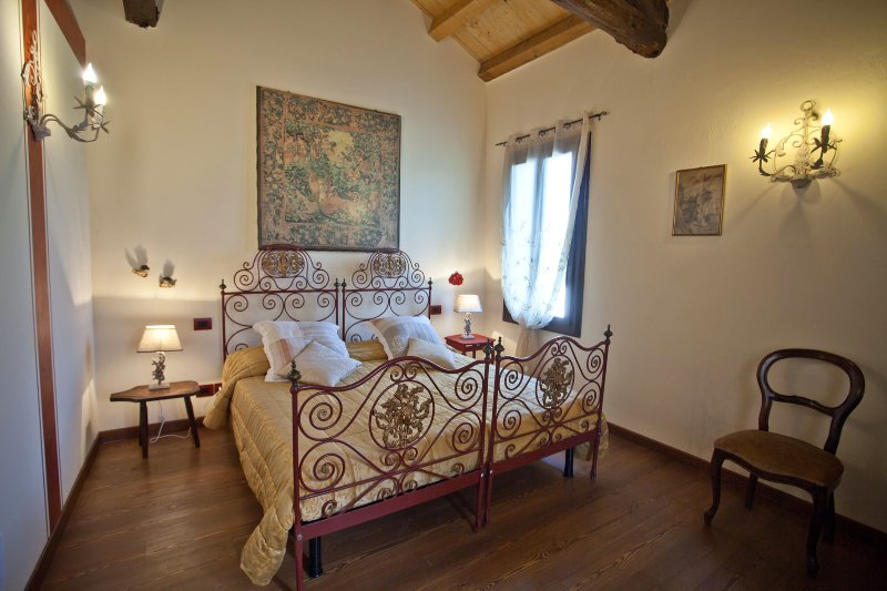 Barchessa Deluxe in Villa Palladiana, vacation rental in Conegliano