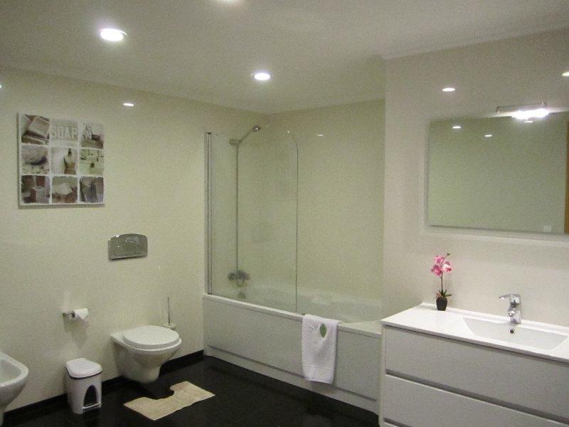 Apartamento T3, vacation rental in Agua Retorta