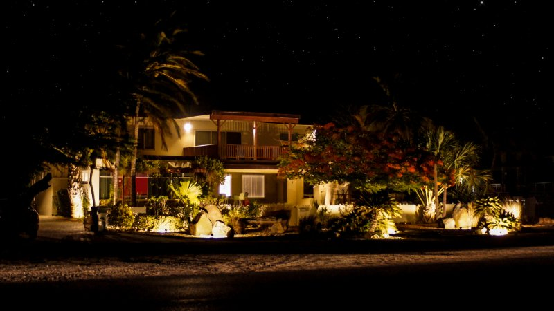 Aruba Dreaming by night