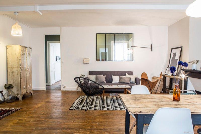 Appartement de charme, 2 chambres cœur de ville, holiday rental in Pessac