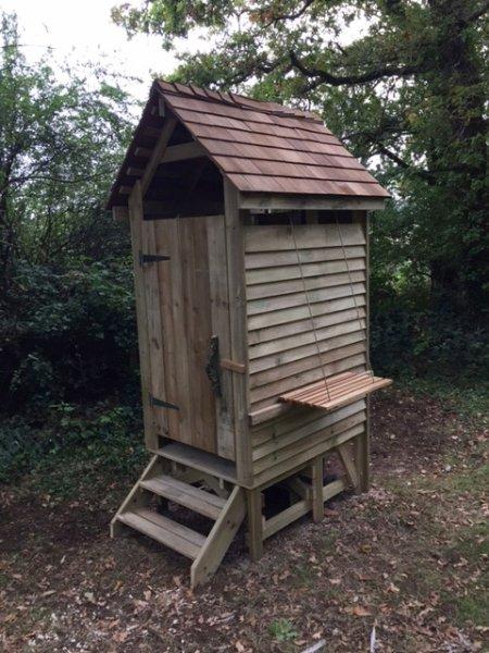 New Self Composting Loo