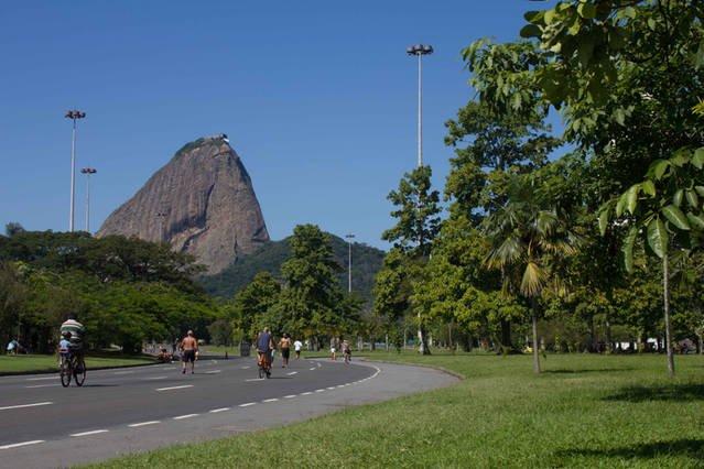 Aterro do Flamengo - 3 minutos a pé