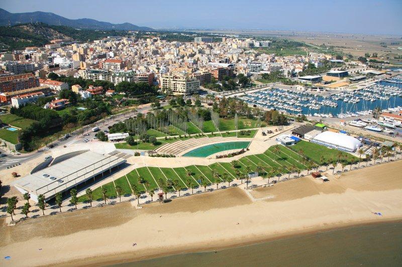 View of Sant Carles